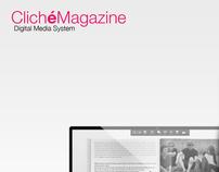 Cliché Magazine Concept