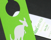 RooService Identity and  Business Cards