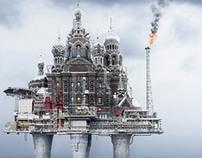 Statoil Oil Rigs