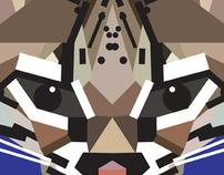 Ocelot: Vector Illustration