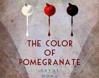 The Color of Pomegranate