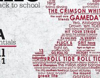 Auburn Typography