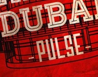 Yearbook Cover Design - Manipal Dubai Pulse