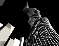 P6 - BAUMSCRAPER - AN EXOLUTIONARY VERTICAL CITY [2007]
