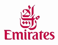 Emirates Airline print ads