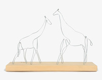 WWF Giraffes