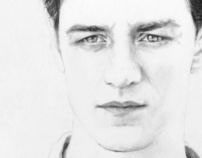The McAvoy Stare