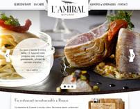 Restaurant L'Amiral