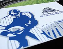 New Era Pinstripe Bowl 2011 Campaign