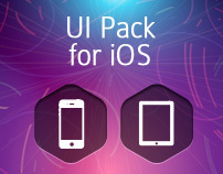 UI Pack for iOS – Build Apps. Awesomely!