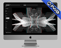 Floating:  3D sound visualization