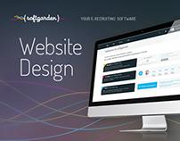 Softgarden website