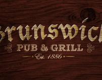 Brunswick Pub Branding