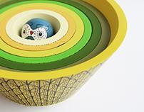 PineStack - Stacking toy