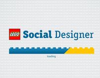 LEGO Social Designer