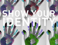 Show your identity