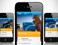 Citi ThankYou Card Mobile Site