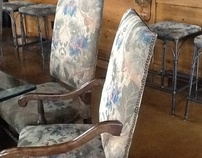 Transformation of Chairs and Barstools