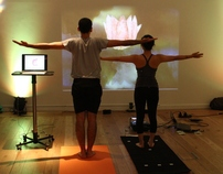 Interactive Yoga Studio