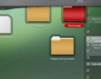 Some graphics works - desktop UI
