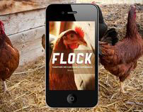 Flock iPhone Application