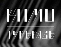 RITMO typeface / 2012