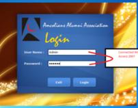 AAA Database  Application