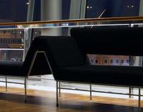 Airport Furniture   Stockholm Arlanda Airport
