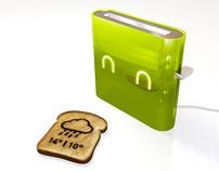 Jamy - Smart Toaster