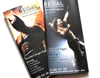 The Regal Cinema : Monthly Programmes