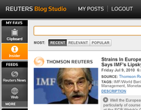 Thomson Reuters Insider - Authoring Tool