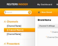 Thomson Reuters Insider - CMS2.0