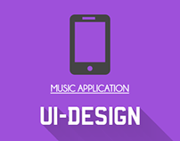 """""""ZITHER"""" Music Application Design"""