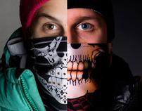 FLVR Face Masks 2008-2012