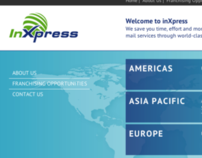 inXpress global & franchises websites