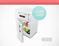 Happy Fridge App