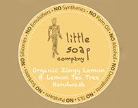 Little Soap Company | Soap Labels & Product Range PDF