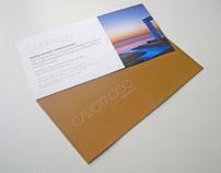 voucher and menu for hotel in Mykonos
