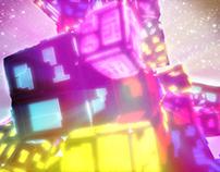 Subfocus - 'Rock It' music video - 3D Animation