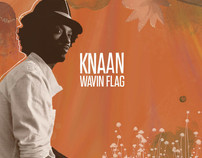 K'Naan Music Packaging