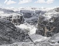 I Monti Pallidi - Bleiche Berge