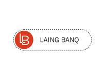 Laing Banq  |  Logo