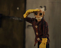 To Mr.Sulo - Stop Motion Short Movie