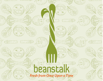 Beanstalk Identity System and Location Design