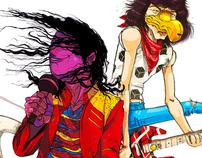 Sakiroo Choi Collab - Jackson/VanHalen Beat it 82`