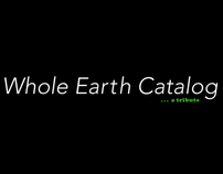 Whole Earth Catalog  a tribute
