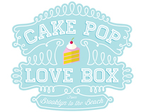 Cake Pop Love Box