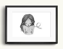 Stillness & Blood Press illustrations