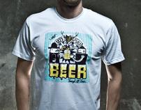 online t-shirt contest winner
