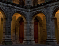 Antiguo Colegio de San Ildefonso, Mexico City.